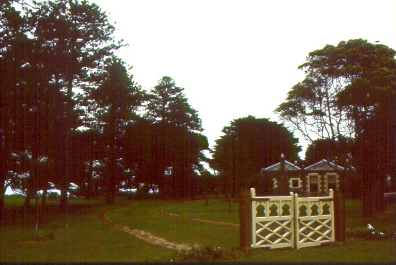 Point Cook Homestead Gates Side Facade July 01
