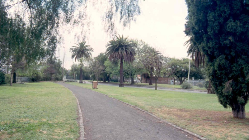 Footscray Railway Station Complex Reserve