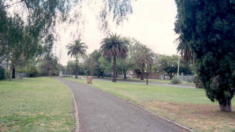 Footscray Railway Station Complex Reserve