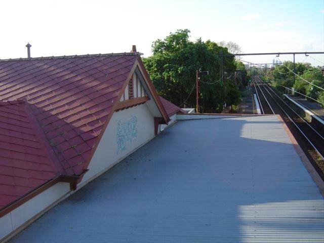 Ripponlea Railway Station 2004