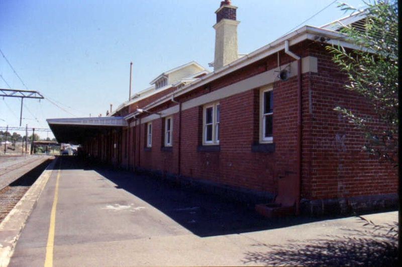 Warragul Railway Station