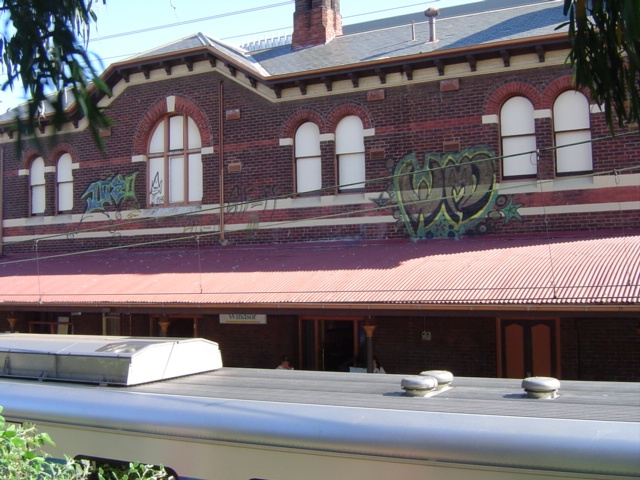 Windsor Railway Station 2003