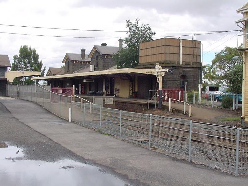 Kyneton Station North View