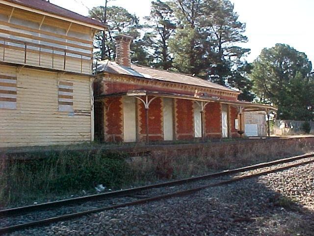 Creswick Railway Complex Signal Box