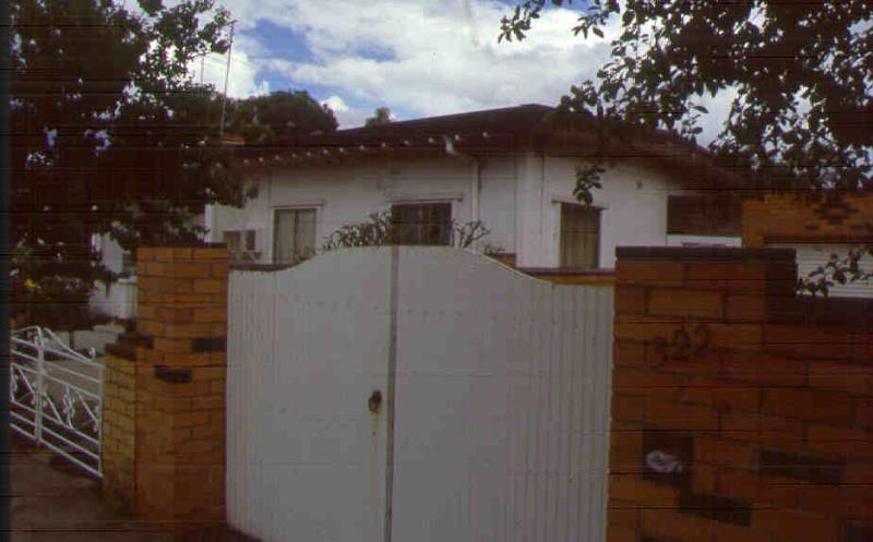 Concrete House Port Melbourne November 1999