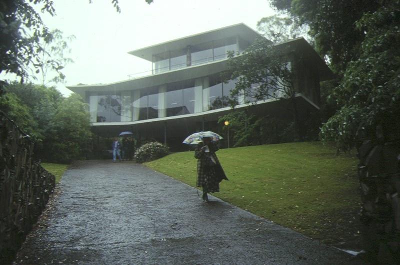 Delbridge House Eaglemont Exterior 1995