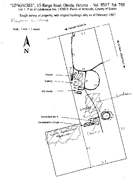 Streeton House Plan