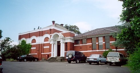 Melbourne University Veterinary Research Institute