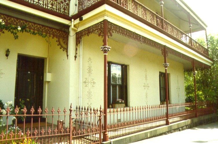 Wardlow Houses in Degraves Street