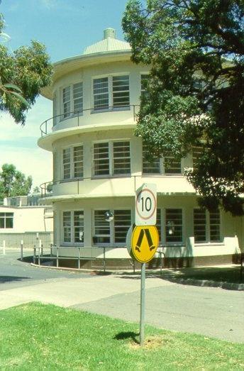 Former Mildura Base Hospital East Wing 2001
