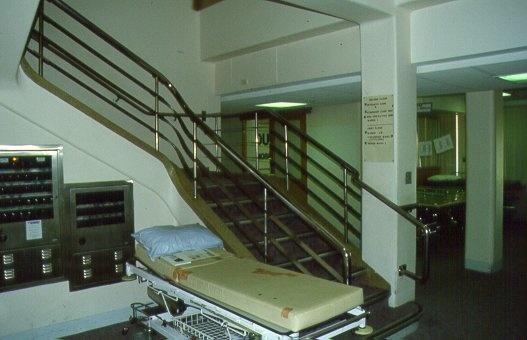 Former Mildura Base Hospital Main Stair 2001