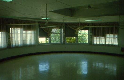Former Mildura Base Hospital Solarium 2001