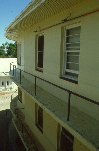 Former Mildura Base Hospital West Wing 2001