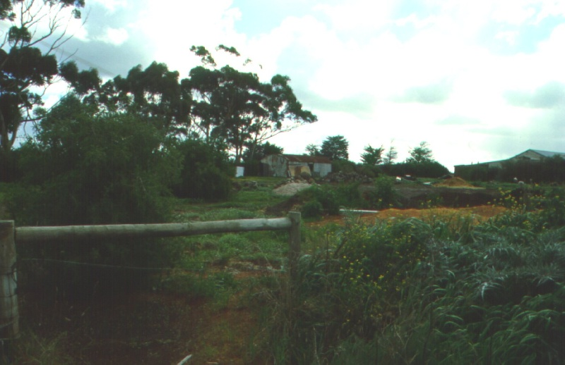 Prefabricated Cottage Context September 2001