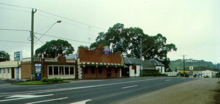 Keilor Hotel Facade