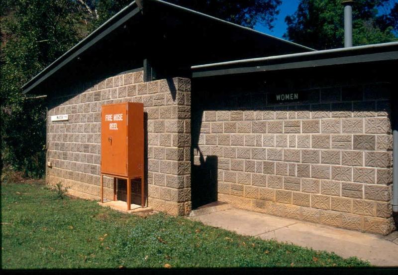 Spring Creek Toilet
