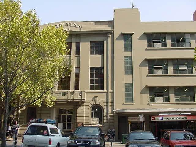 Former Victoria Carpark