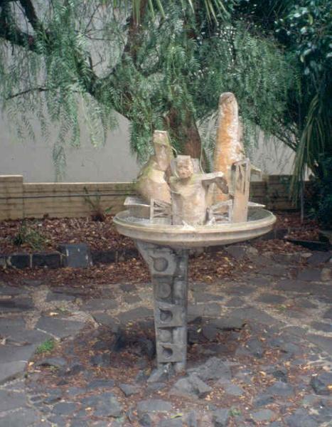 Ola Cohn House Sculpture