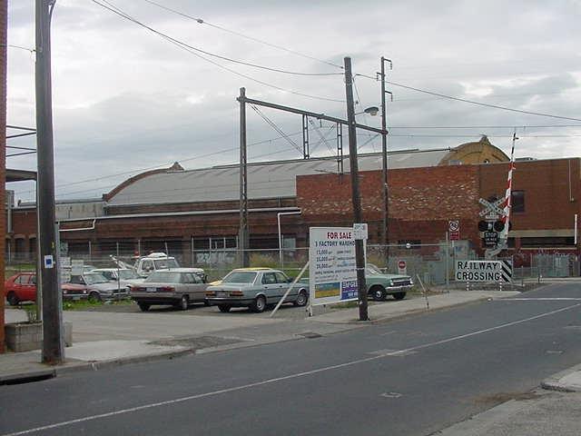 Former Brunswick Gas Works