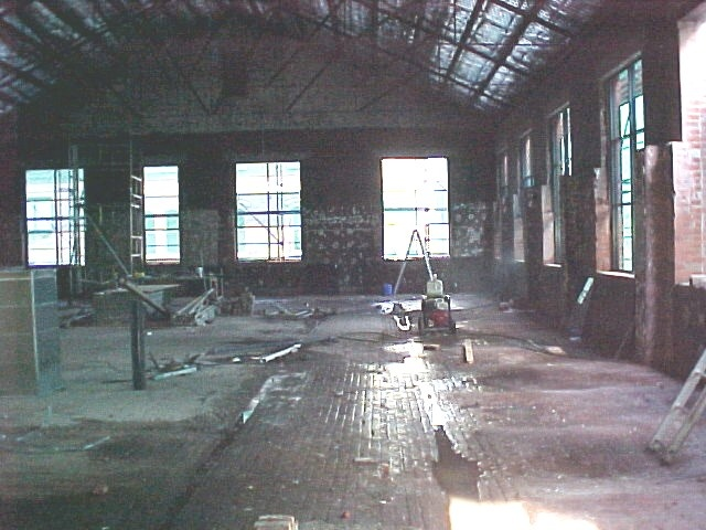 Former Angliss Stables December 2002
