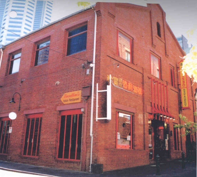 Former Stables as Restaurant