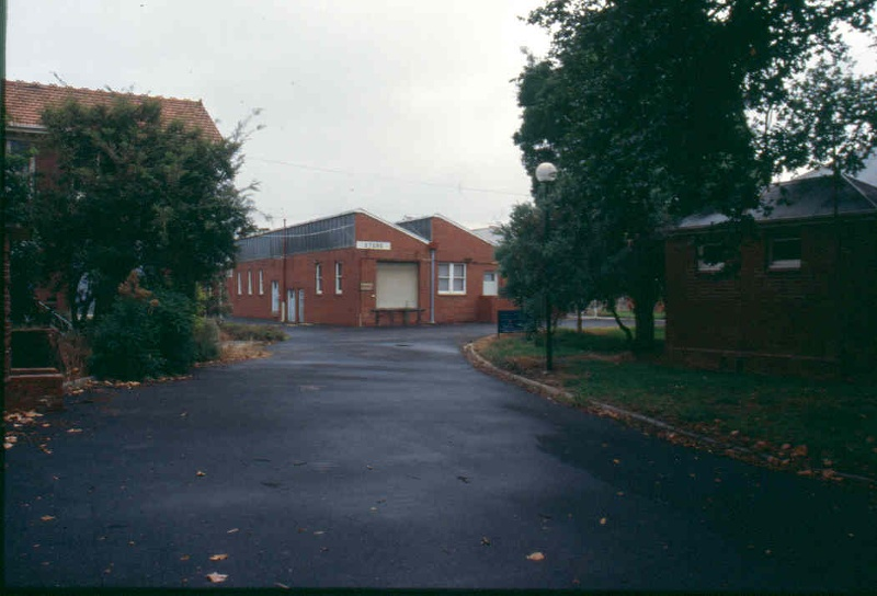 Royal Park Hospital Demolished April 2002