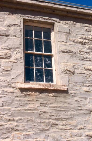 Elvezia House Window 2004