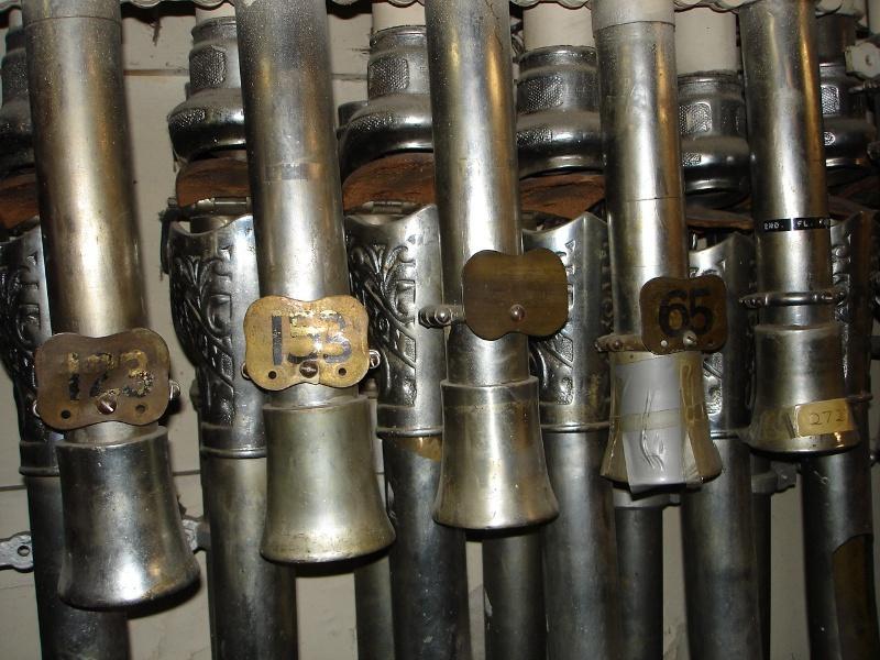 Myers Melbourne Lamson Tubes February 2006