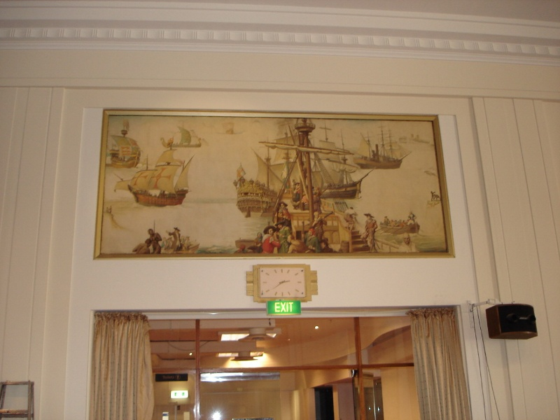 Myers Melbourne Mural Hall February 2006