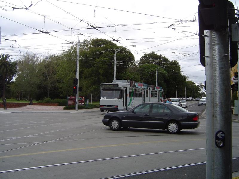 Grand Union Junction Caulfield April 2006