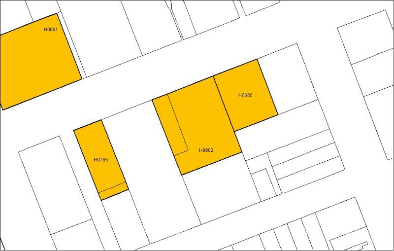 St Augustines Melbourne Registered Land Plan