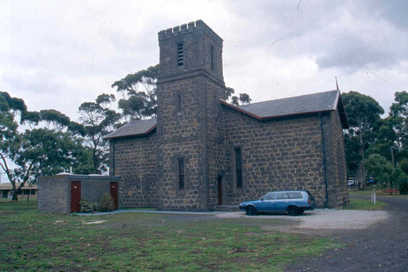Scots Uniting Church Campbellfield February 2005