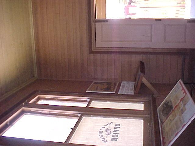 Walhalla Post Office Interior March 2003