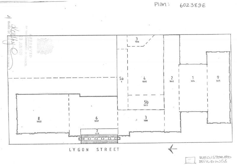 H0663 trades hall extent 1991