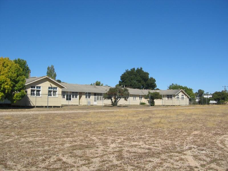 14247 Former Ballarat RAAF Base Admin building