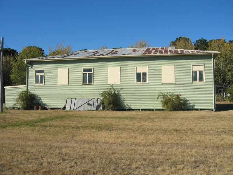 14247 Former Ballarat RAAF Base gymnasium