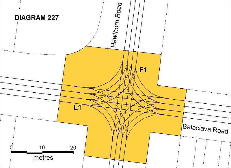 H0227 Grand union tramway junction Caulfield 2