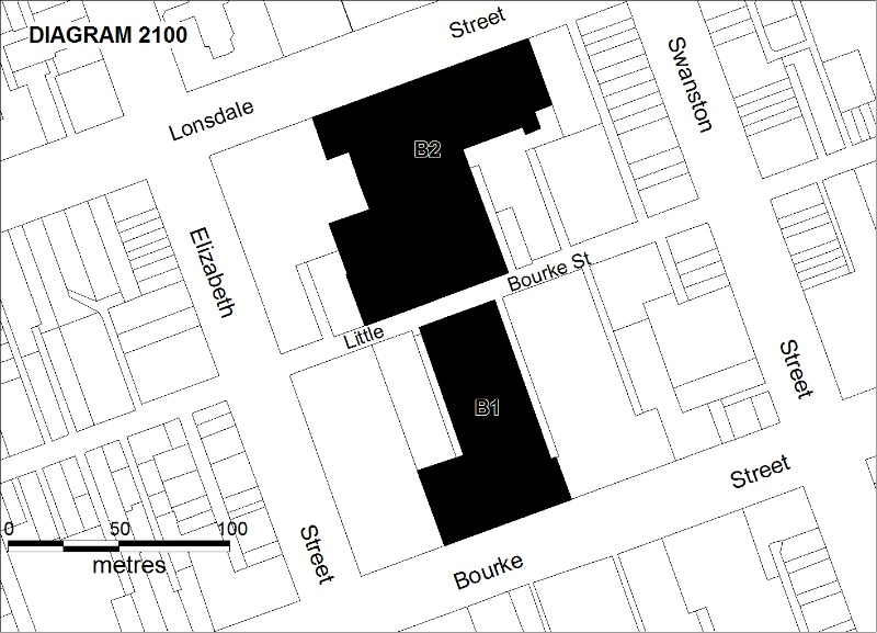 H2100 myer emporium final extent plan