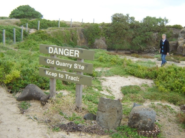 H1659 griffith island port fairy quarry3