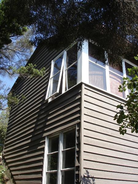 5345 Ramsay House Mt Eliza Enclosed North West Corner 23 March 2006 mz