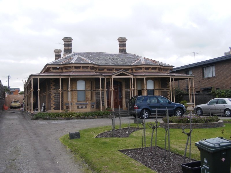 House at 92 Esplanade WILLIAMSTOWN, Hobsons Bay Heritage Study 2006