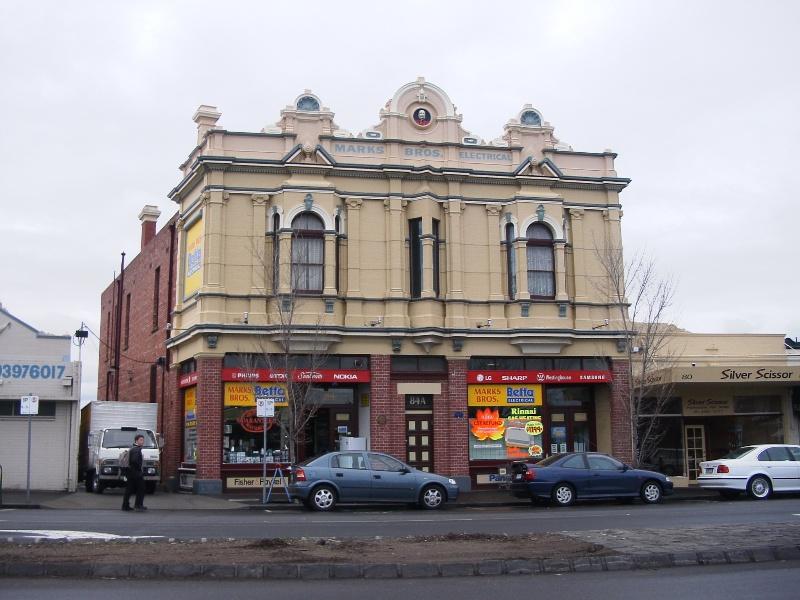 Punshon's Federal Stores (Former), Hobsons Bay Heritage Study 2006