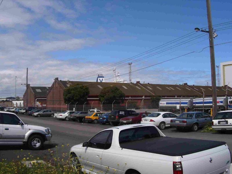 Vacuum Oil Company Ltd Depot (former), Hobsons Bay Heritage Study 2006