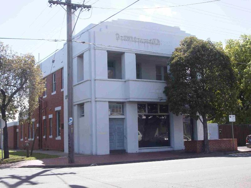 Spotswood State Savings Bank (former), Hobsons Bay Heritage Study 2006