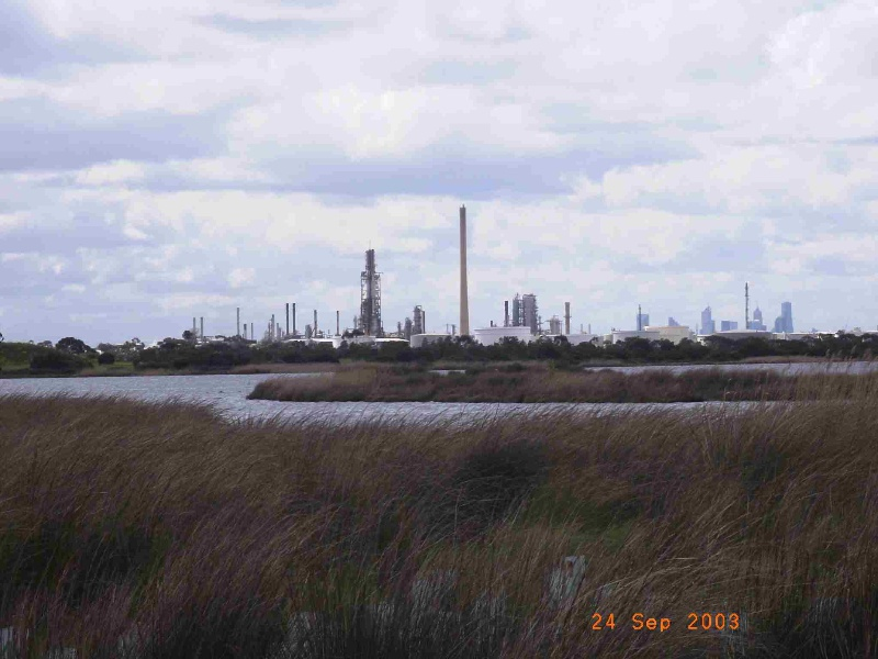 Cherry Lake, Hobsons Bay Heritage Study 2006
