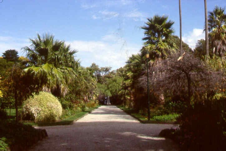 Williamstown Botanic Gardens, Hobsons Bay Heritage Study 2006