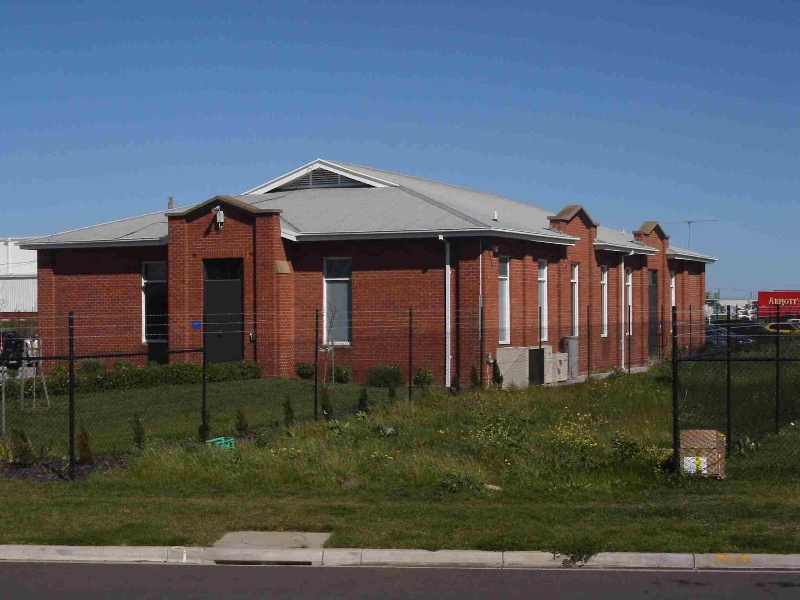 Commonwealth Oil Refinery Complex (Former), Hobsons Bay Heritage Study 2006