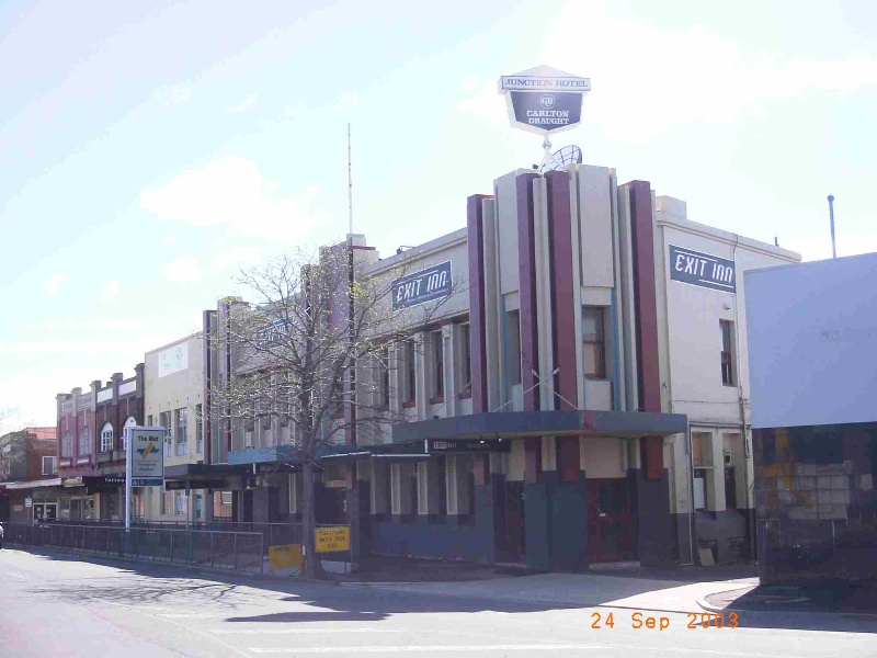 Newport Civic and Commercial Precinct, Hobsons Bay Heritage Study 2006
