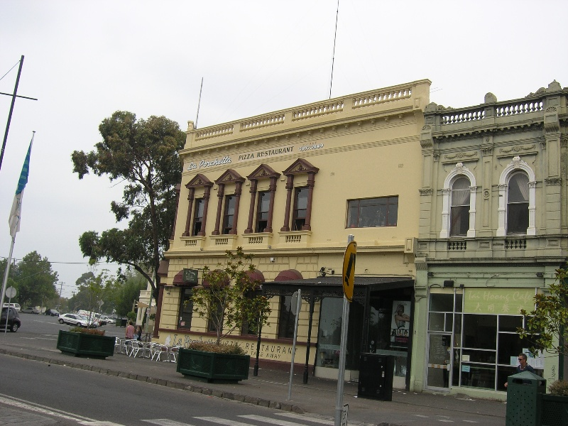 Commercial Bank of Australia (former), Hobsons Bay Heritage Study 2006