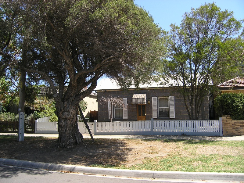 House at 17 Elizabeth Street NEWPORT, Hobsons Bay Heritage Study 2006
